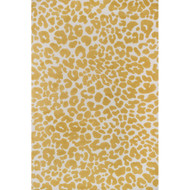 "Loloi Cassidy Rug  HCD04 Ivory / Gold - 3'-6"" x 5'-6"""