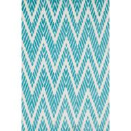 "Loloi Cassidy Rug  HCD08 Aqua - 7'-6"" x 9'-6"""