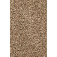 "Loloi Cleo Shag Rug  CO-01 Brown / Multi - 9'-3"" X 13'"