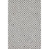 "Loloi Dorado Rug  DB-03 Charcoal / Ivory - 5'-0"" x 7'-6"""