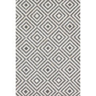 "Loloi Dorado Rug  DB-03 Charcoal / Ivory - 9'-3"" X 13'"