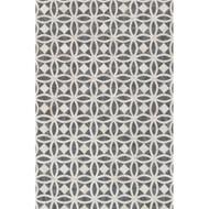 """Loloi Dorado Rug  DB-06 Graphite / Ivory - 2'-6"""" x 8'-0"""""""