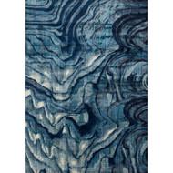 """Loloi Dreamscape Rug  DM-13 Indigo / Blue - 2'-3"""" x 10'-0"""""""