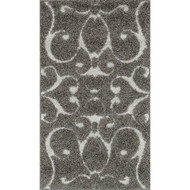 "Loloi Enchant Rug  EN-07 Smoke - 2'-3"" x 3'-9"""