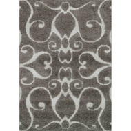 "Loloi Enchant Rug  EN-07 Smoke - 3'-10"" X 5'-7"""