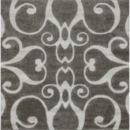 "Loloi Enchant Rug  EN-07 Smoke - 7'-7"" X 7'-7"" Square"