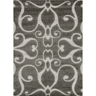 "Loloi Enchant Rug  EN-07 Smoke - 7'-7"" X 10'-6"""