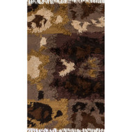 "Loloi Fable Rug  FD-01 Walnut - 3'-6"" x 5'-6"""