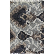 "Loloi Fable Rug  FD-03 Granite - 3'-6"" x 5'-6"""
