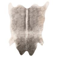 "Loloi Grand Canyon Rug  GC-11 Grey / Ivory - 5' X 6'-6"""