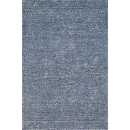 "Loloi Happy Shag Rug  HP-01 Denim - 5'-0"" x 7'-6"""