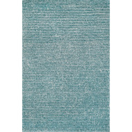 "Loloi Happy Shag Rug  HP-01 Ocean - 5'-0"" x 7'-6"""