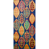 "Loloi Isabelle Rug  HIS04 Blue / Multi - 2'-2"" X 5'"