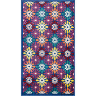 "Loloi Isabelle Rug  HIS06 Blue / Multi - 3'-0"" x 3'-0"" Round"