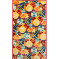 "Loloi Isabelle Rug  HIS11 Multi - 2'-2"" X 5'"