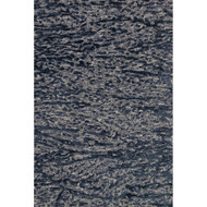 "Loloi Juneau Rug  JY-01 Steel / Blue - 7'-9"" x 9'-9"""