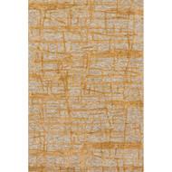 "Loloi Juneau Rug  JY-05 Natural / Gold - 5'-0"" x 7'-6"""