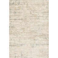 "Loloi Kingston Rug  KT-02 Ivory / Stone - 9'-3"" X 13'"