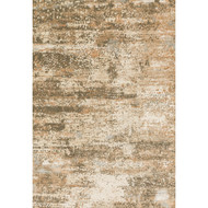"Loloi Kingston Rug  KT-04 Ivory / Camel - 2'-7"" x 12'-0"""