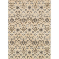 "Loloi Leyda Rug  LY-04 Cream / Grey - 7'-10"" x 11'-0"""