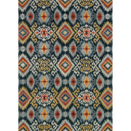 "Loloi Leyda Rug  LY-06 Midnight - 7'-10"" x 11'-0"""