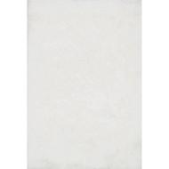 "Loloi Orian Shag Rug  OR-01 White - 5'-0"" x 7'-6"""