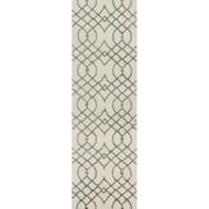 "Loloi Panache Rug  PC-02 Ivory / Grey - 2'-3"" x 7'-6"""