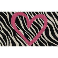 "Loloi Skylar Rug  HSK01 Ivory / Pink - 2'-3"" x 3'-9"""