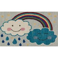 """Loloi Skylar Rug  HSK12 Rainbow - 2'-3"""" x 3'-9"""""""