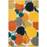 "Loloi Tilley Rug  HTI07 Multi - 2'-5"" X 3'-9"" HEARTH"