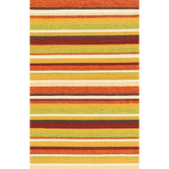 "Loloi Venice Beach Rug  VB-07 Sunset - 3'-6"" x 5'-6"""