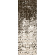 "Loloi Viera Rug  VR-02 Ivory / Brown - 2'-5"" X 7'-7"""