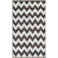 "Loloi Vivian Rug  HVI01 Dark Brown - 2'-3"" x 3'-9"""