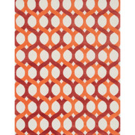 "Loloi Weston Rug  HWS04 Red / Orange - 7'-9"" x 9'-9"""