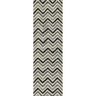 """Loloi Weston Rug  HWS12 Ivory / Grey - 2'-3"""" x 7'-6"""""""