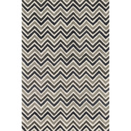 "Loloi Weston Rug  HWS12 Ivory / Grey - 3'-6"" x 5'-6"""