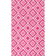 "Loloi Zoey Rug  HZO04 Pink - 2'-0"" x 3'-0"""