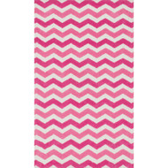 "Loloi Zoey Rug  HZO07 Pink - 5'-0"" x 7'-0"""