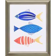 Paragon Summer Fish Trio