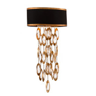 John Richard Black Tie Two-Light Sconce
