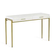 Morand Console/ Desk - Bone