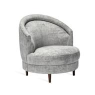 Capri Swivel Chair - Feather