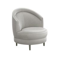 Capri Swivel Chair - Grey