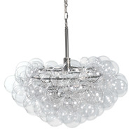 Bubbles Chandelier - Clear