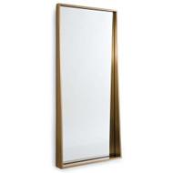Gunner Mirror - Brass