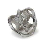 Metal Knot in Nickel