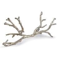 Silver Metal Branch