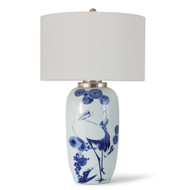 Regina Andrew Kyoto Ceramic Table Lamp