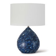 Regina Andrew Sirene Table Lamp - Blue
