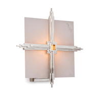 Regina Andrew Gotham Sconce - Polished Nickel